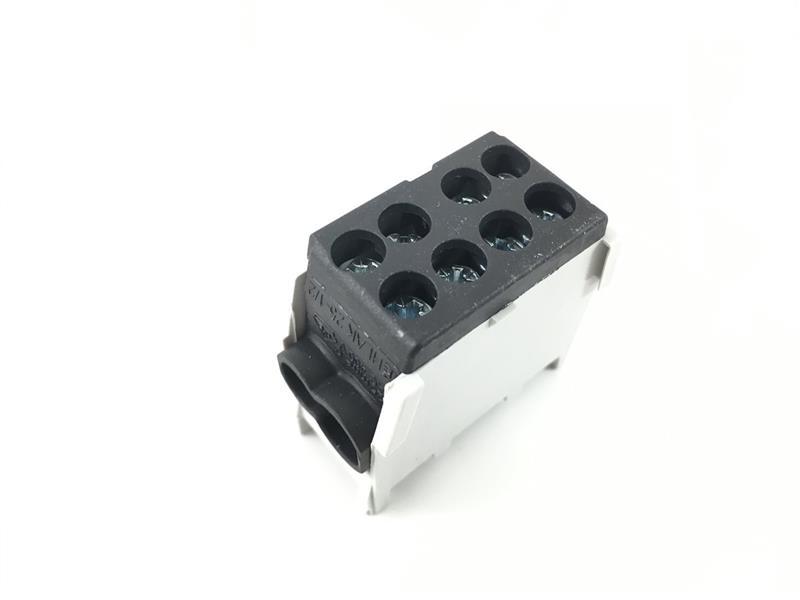 Pollmann Hauptleitungs-Abzweigklemme HLAK 25 1//2 M2 1-polig 25//16 mm² Auswahl