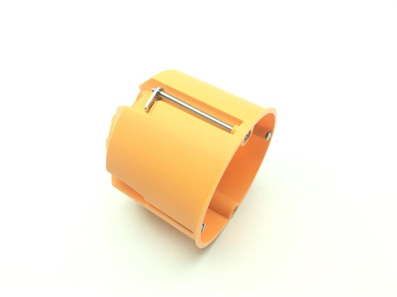 1-100 Hohlwanddosen Gerätedose Schalterdosen  61mm tief D= 68mm  F-Tronic Dose