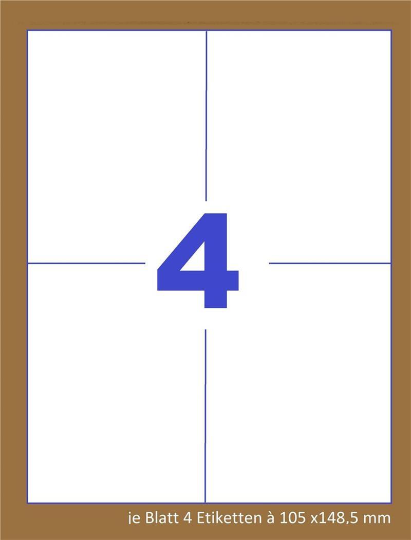 Details Zu Versandetiketten Selbstklebend A4 Paketschein Aufkleber Dpd Hermes Ups Gls 2